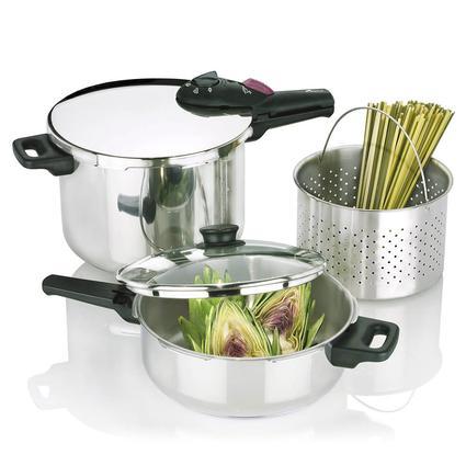 Splendid 2x1 MultiPressure Cooker Set