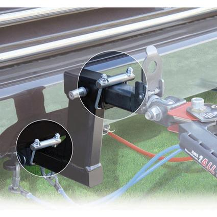 Quiet Hitch for 2-Inch Hitch Receivers