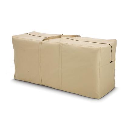 Terrazzo Collection Patio Furniture Covers-Patio Cushion Bag