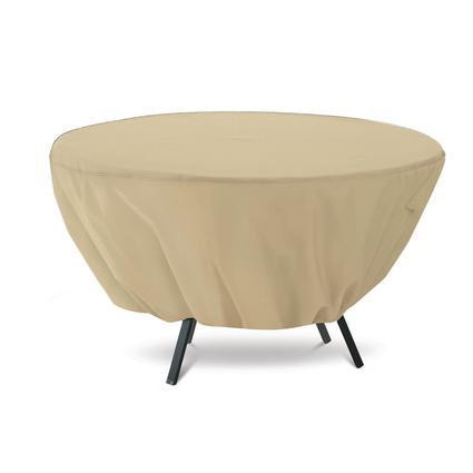 Terrazzo Collection Patio Furniture Covers-Round Table Cover