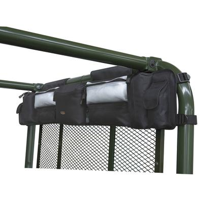 UTV Roll Cage Organizers-Black UTV Roll Cage Organizer for most UTV models