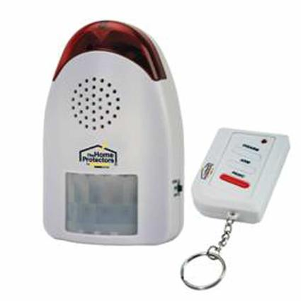 Wireless Motion Alarm with Remote