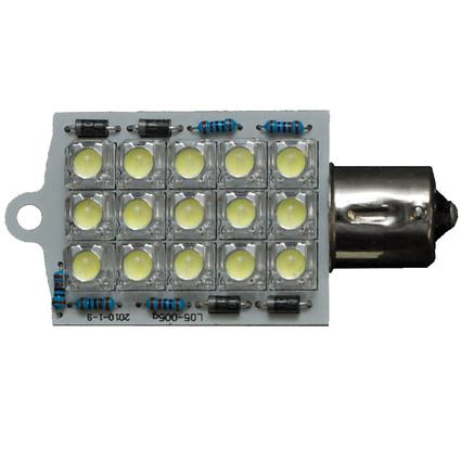 LED Replacement Directional Bulb with Bayonet Mount Connection- 6 pack