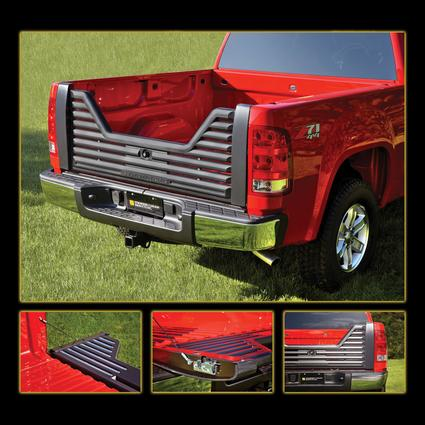 Louvered Tailgate
