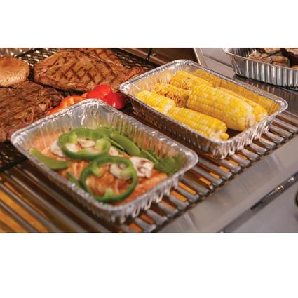 Aluminum Grilling Trays, Set of 6