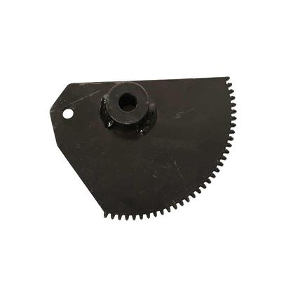Gear Unit for Single or Double Step