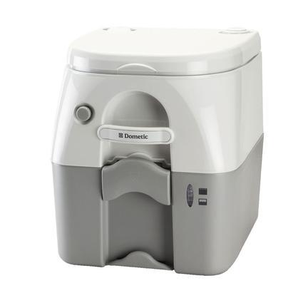 Dometic Portable RV/Marine Toilet - 5 Gallon, Gray