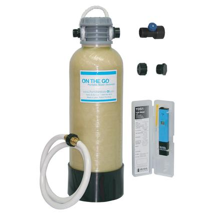 Portable Water Deionizer