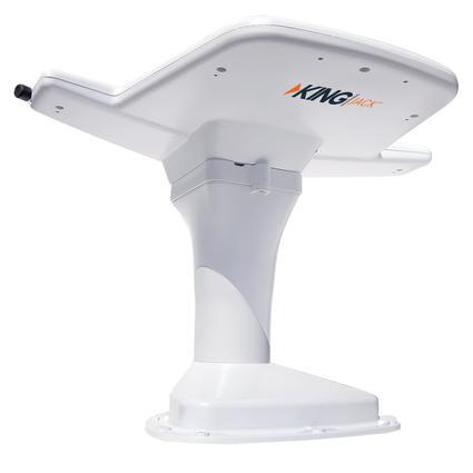 KING Digital HDTV Antenna System - White