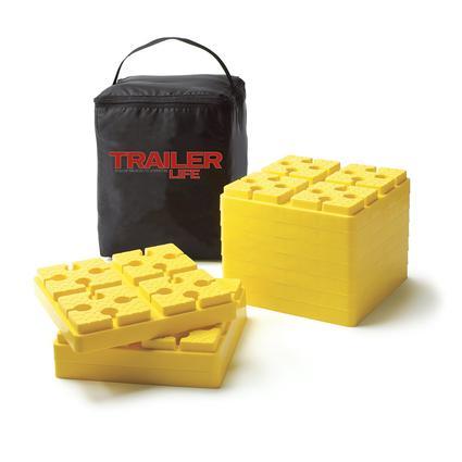 RV Leveling Blocks, 10 pack