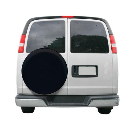 Overdrive Spare Tire Cover - Tire diameter 26.75