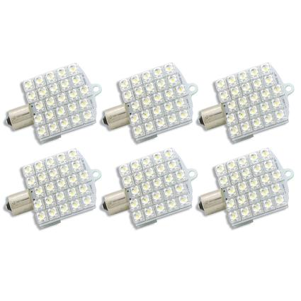 LED Directional Bulb with bayonet mount connection - 6 Pack.