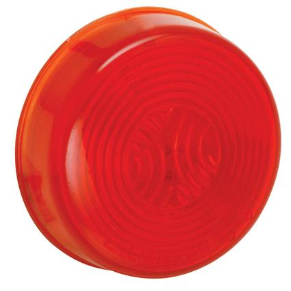 Waterproof/Sealed Clearance/Side Marker Lights #30 Series- Red