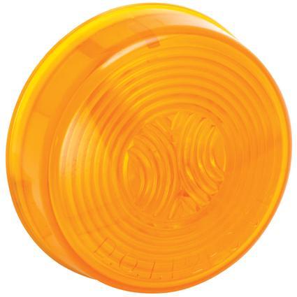 Waterproof/Sealed Clearance/Side Marker Lights #30 Series- Amber