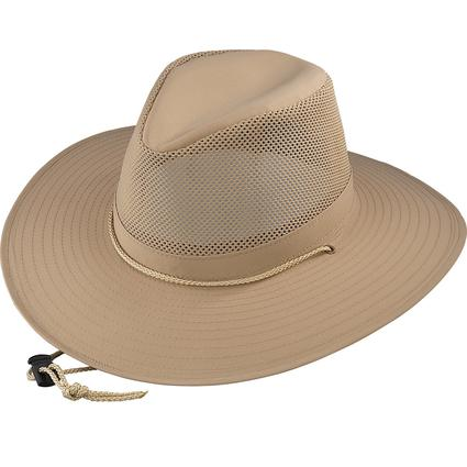 Aussie Crushable Hat- Khaki, X Large