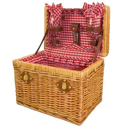 Chardonnay Picnic Basket