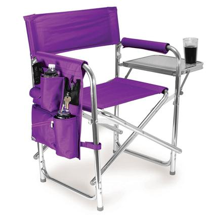 Sports Chair- Purple
