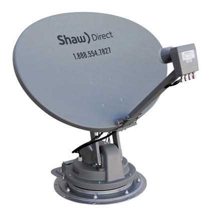 Trav'ler Shaw Direct Satellite TV Antenna Mount