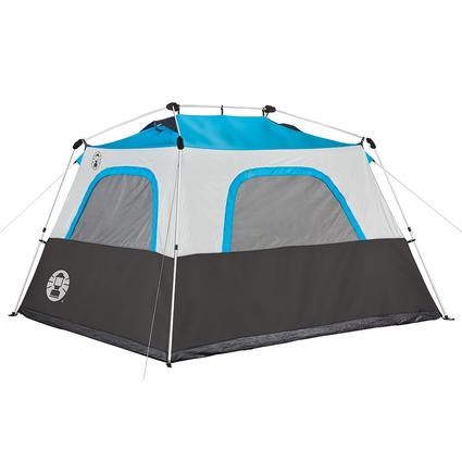 Instant Tent 4 - Gray/Blue