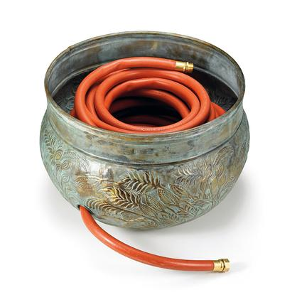 Key West Hose Pot - Sage
