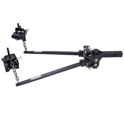 Husky Trunnion Bar Weight Distribution Hitch, 801 – 1200 lb. Max. Tongue Weight