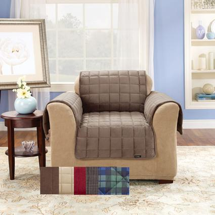 Deluxe Pet Chair Throws - 26