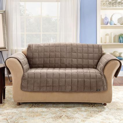 Deluxe Pet Loveseat Throw - 52