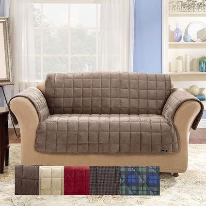 Deluxe Pet Loveseat Throws - 52
