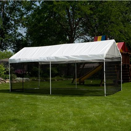 10X20 Max AP 2-In-1 Canopy Screen Kit