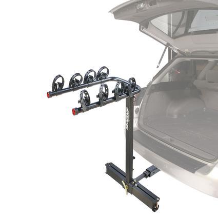 Advantage SportsRack glideAWAY2 Deluxe 4 Bike Carrier