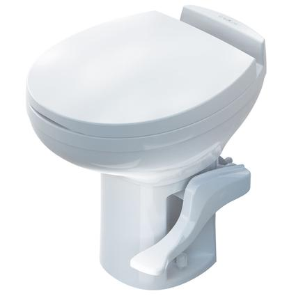 Aqua Magic Residence High Profile Toilet - White