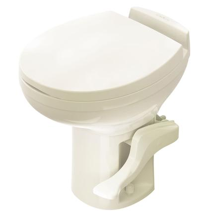 Aqua Magic Residence High Profile Toilet - Bone