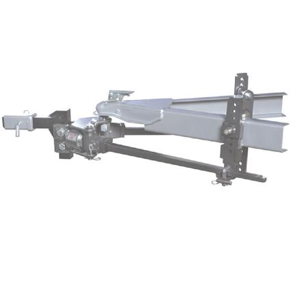 Husky Center Line Hitch - 800 lb Max