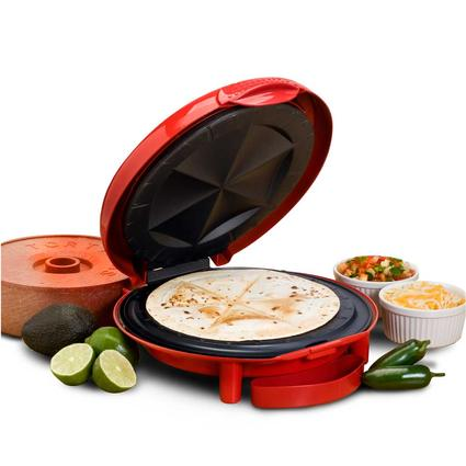Elite Cuisine 11 Inch Quesadilla Maker