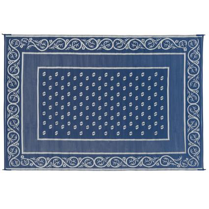 Faulkner Vineyard 8' x 20' Blue Multi-Purpose Mat
