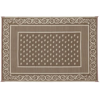 Faulkner Vineyard 6' x 9' Beige Multi Purpose Mat