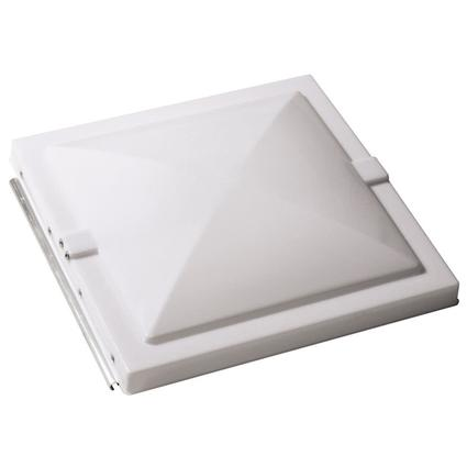 White Pre 1995 Elixir Style Replacement Vent Lid