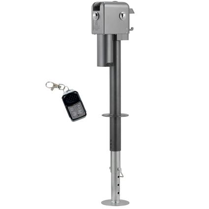 Husky 4,500lb Brute Electric Jack with Wireless Remote