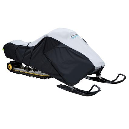 Deluxe Snowmobile Travel Cover - Up to 100