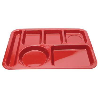 Cafeteria Tray - Red