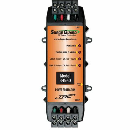 Hardwired Surge Guards