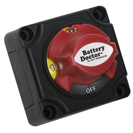 Single Battery Disconnect Switch