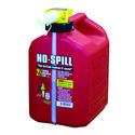 No-Spill Gasoline Cans - 2.5 Gallon Gasoline Can
