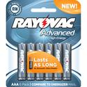 High Energy AAA Battery, 6 Pack