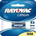 RL123A Lithium Photo Battery, 3 Volt, 1 Pack