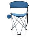 Blue Tripod Chair