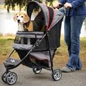 Pet Stroller, Gray Shadow