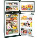 Norcold Refrigerator without Ice Maker 6.3 cu.ft. capacity Right hand door swing, 3 way Power - 120V AC / LP Gas / 12V