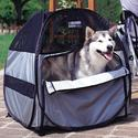 Dog Bag Portable Pet Tent with Backpack, Medium