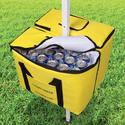 Yellow Canopy Cooler